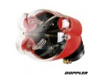 Doppler Powerfilter Rood