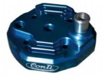 Conti 50cc Cilinderkop Geanodiseerd Blauw