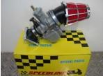 Speedline Race 28mm Keihin Replica PWK carburateur kit Honda MB / MT / MTX / MBX / NSR
