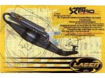 Laser X-Pro uitlaat Aprilia SR2000 Morini / Suzuki Katana