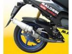 Malossi uitlaat Peugeot Speedfight - Vivacity