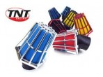 TNT Powerfilter Chroom met blauwe spons.