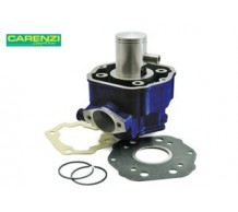 Carenzi Blue Racing Cilinderkit 50cc Derbi