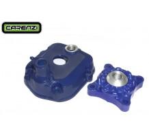 Carenzi Blue Racing Cilinderkop Derbi 50cc D50B0