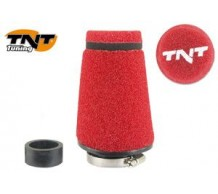 TNT SMALL Luchtfilter  28/35 Rood