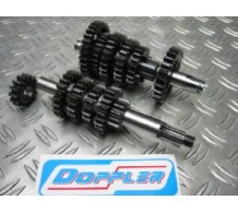 Doppler Racing Gearbox 6V Derbi