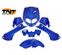 TNT Kappenset Blauw Metallic Peugeot TKR