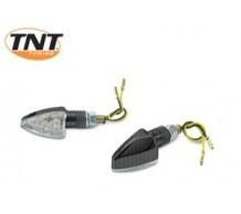 TNT Knipperlicht Punt Carbon