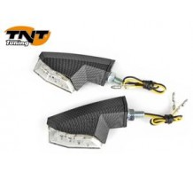 TNT Swing Carbon Knipperlicht Set