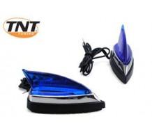 TNT Knipperlicht Vlam blauw