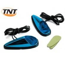 TNT Knipperlicht Pearl Blauw
