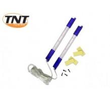 TNT Neon Buis Blauw