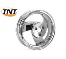TNT achterwiel Chroom