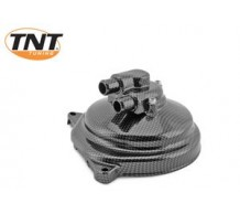 TNT Waterpomp deksel Carbon