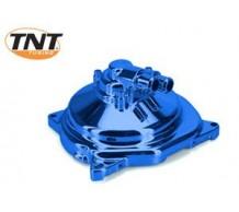 TNT Waterpomp deksel Blauw Geanodiseerd