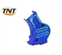 TNT Oliepomp Deksel Blauw Geanodiseerd