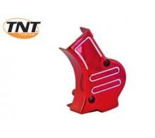 TNT Oliepomp deksel Geanodiseerd rood