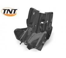 TNT Beenschild Achterzijde Zwart Metallic