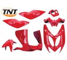 TNT Kappenset Scuderia Rood Yamaha Aerox