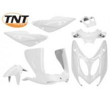TNT Kappenset Yamaha Aerox Wit