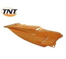 Oranje metallic zijscherm rechts