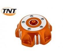 TNT Tankdop Oranje Geanodiseerd
