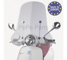 Windscherm Vespa Primavera Hoog origineel Vespa model