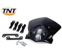 TNT Voorkap Duke Zwart Met Verlichting