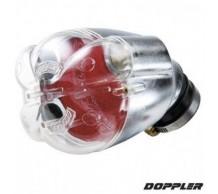 Doppler Powerfilter Chroom
