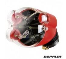 Doppler Powerfilter Rood