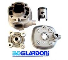 Gilardoni 50cc Cilinderkit Minarelli Horizontaal LC