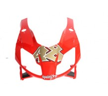 Front fairing, red Aprilia RS50