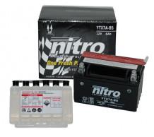 Nitro Accu YTX7A-BS Sym Mio