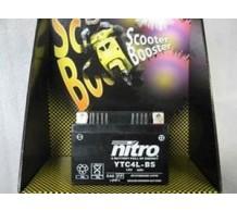 Nitro Boost 12V 4AH
