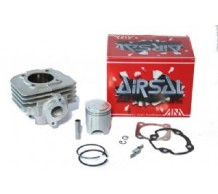 Airsal 70cc Cilinderkit Hyosung Fast SF50