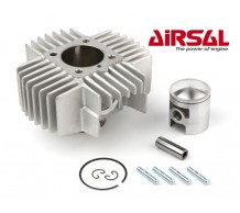 Airsal 50cc T6 Cilinderkit Puch Maxi