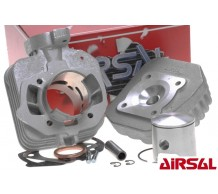 Airsal T6 Cilinder 70cc Peugeot Ludix / New Vivacity / Speedfight3 AC