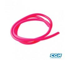 Benzineslang Fluor Roze