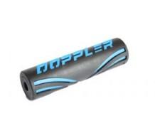 Doppler Stuurrol blauw 15.5cm