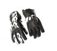 MFI Racing Flames Handschoenen  (Maat S)
