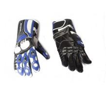 MFI Racing Handschoenen Blauw (Maat M)