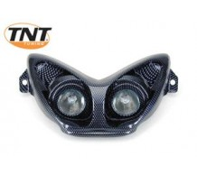 TNT Koplamp Carbon