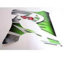 Sticker Zijscherm Links Voor Groen RYZ