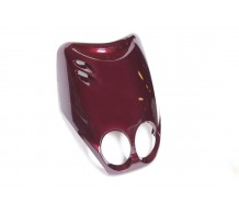 Scheinwerferverkleidung Bordeaux Rot Yamaha Neo's