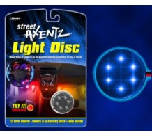 Tireflys Light Disc Blauw