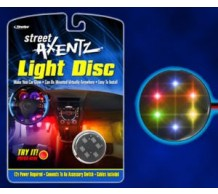 Tireflys Light Disc Multi-Color